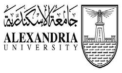Faculty of Fine Arts - Alexandria University issued a new number from the college magazine